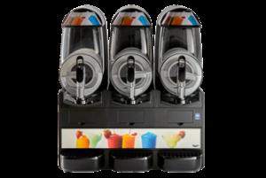 beverage dispensers, ice-cream makers, slushy machines, margarita machines, frozen yogurt machines
