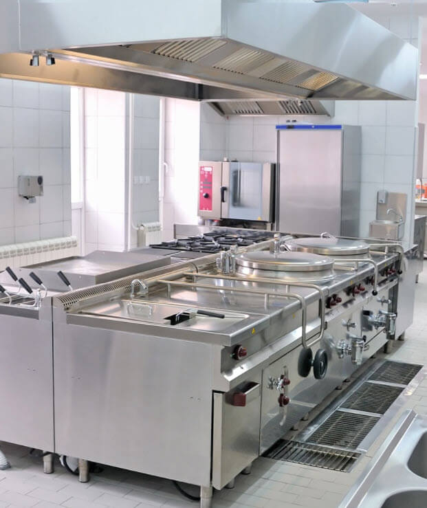 refrigeraton & food equipment service for restaurants & commercial applications
